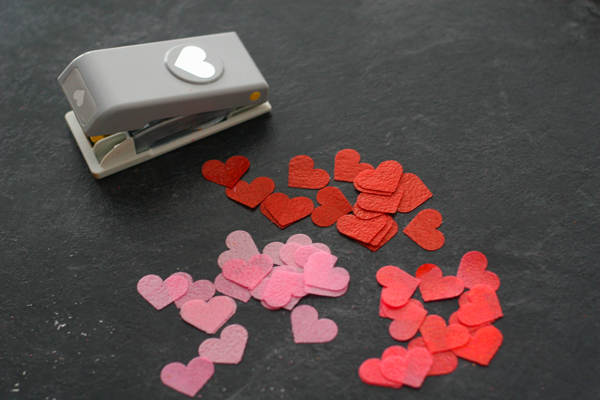 wafer paper hearts