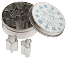 Ateco 12 pc Aspic_Jelly Cutter Set