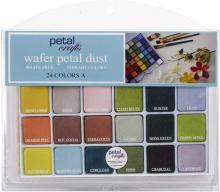 PETAL CRAFTS Petal Dust Set A (24 Pack)