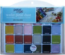 PETAL CRAFTS Palette Dust Set (48 Pack)