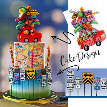 cake design sm sq new