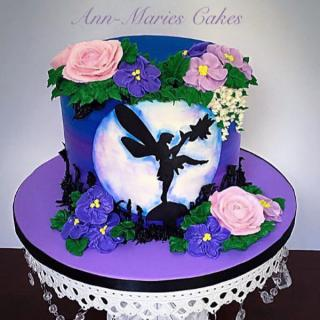 ann maries fairy cake
